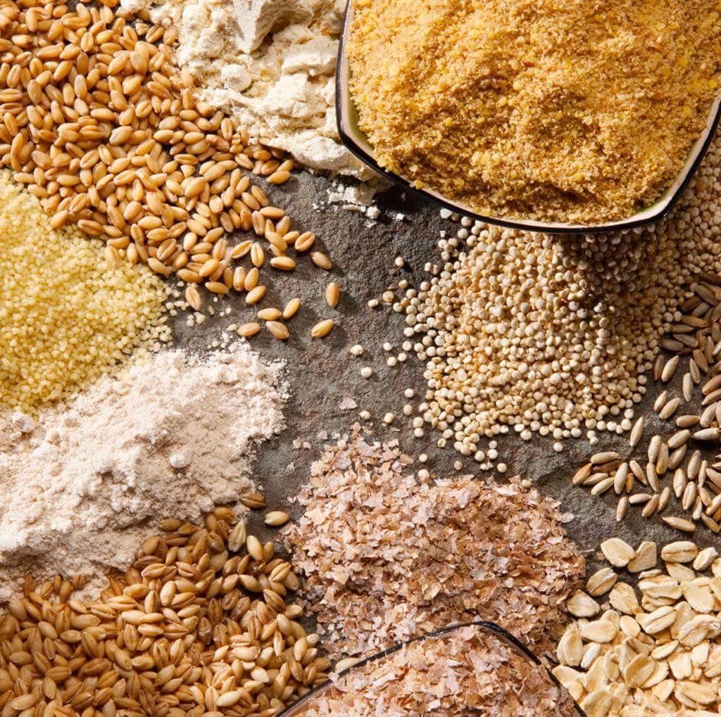 Сертификация готовых продуктов из зерна, злаков, муки, крахмала