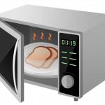 Сертификат на микроволновую печь
